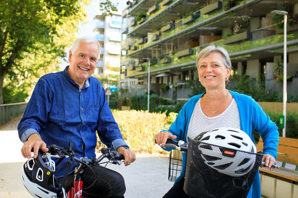 Der Fahrradwettbewerb in neuem Glanz